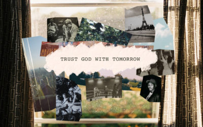 Trust God With Tomorrow