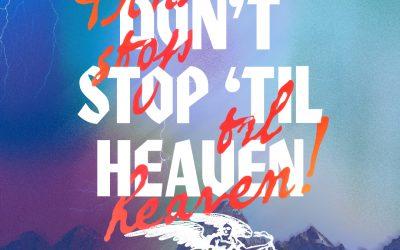 Don't Stop 'Til Heaven