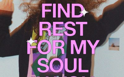 I Will Find Rest For My Soul In You